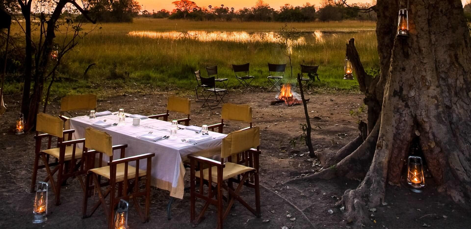 &Beyond Mobile Expeditions Botswana