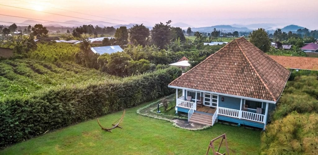 Five Volcanoes Boutique Lodge