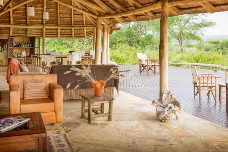 Little Oliver's Camp Tanzania